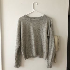 Madewell Speckled Cashmere Sweater
